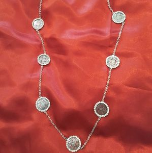 Sparkly long Necklace